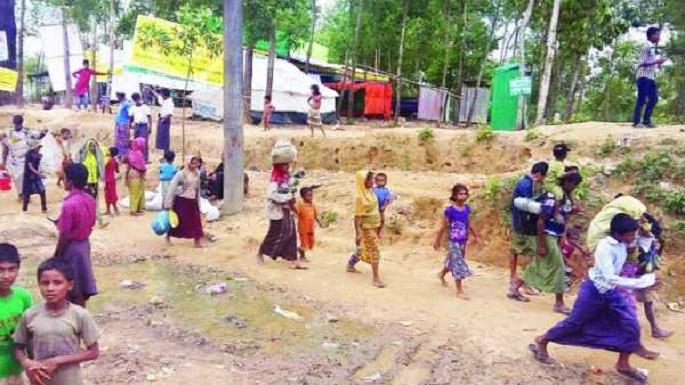 চুক্তির পরও রোহিঙ্গা স্রোত: মগ ও সেনাদের মানসিক নির্যাতনে পালিয়ে আসতে বাধ্য হচ্ছে রোহিঙ্গারা